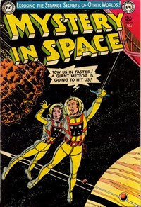 Mystery in Space (DC, 1951 series) #16 (October-November 1953)