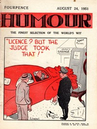 Humour (New Century, 1922 series) v31#34 — Untitled