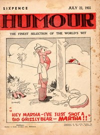 Humour (New Century, 1922 series) v35#29 — Untitled (Cover)