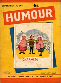 Humour (New Century, 1922 series) v35#39 — Untitled (Cover)