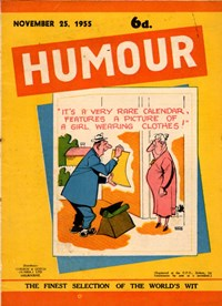 Humour (New Century, 1922 series) v35#47 — Untitled (Cover)