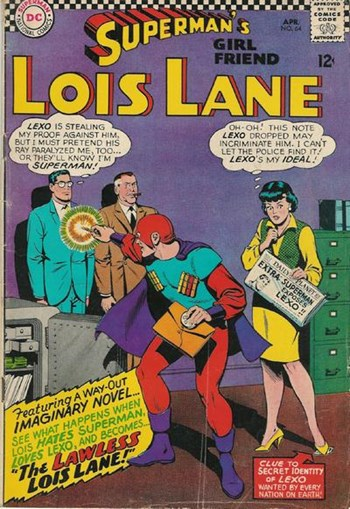 The Lawless Lois Lane!