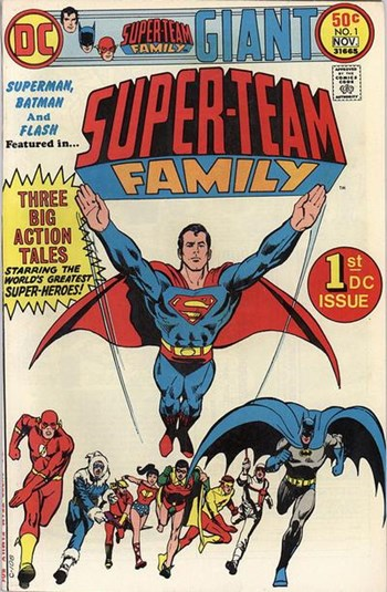 Super-Team Family