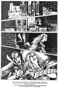 Planet Series 3 (Murray, 1980 series) #7 — Blood Oath (page 1)