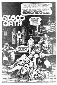 Planet Series 3 (Murray, 1980 series) #7 — Blood Oath (page 2)