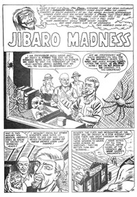 Planet Series 3 (Murray, 1980 series) #7 — Jibaro Madness (page 1)