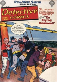 Detective Comics (DC, 1937 series) #170 (April 1951)