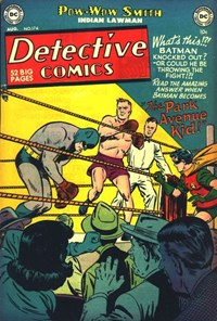 Detective Comics (DC, 1937 series) #174 (August 1951)