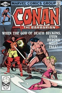 Conan the Barbarian (Marvel, 1970 series) #120 (March 1981)