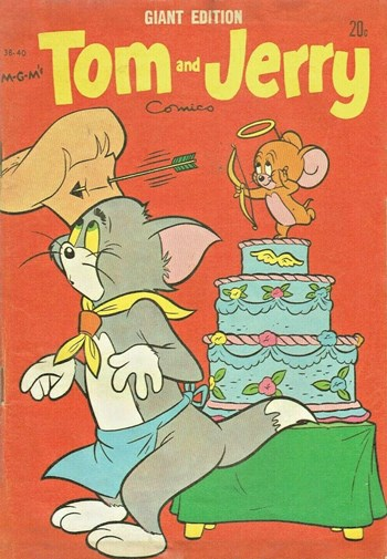M-G-M's Tom and Jerry Comics Giant Edition (Rosnock, 1968) #38-40 ([August 1968])