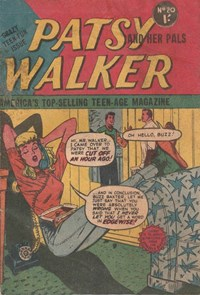Patsy Walker and Her Pals (Horwitz, 1955? series) #20 — Untitled