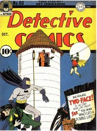 Detective Comics (DC, 1937 series) #68 (October 1942)