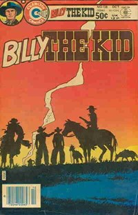 Billy the Kid (Charlton, 1957 series) #138 — No title recorded
