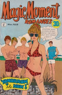 Magic Moment Romances (KG Murray, 1973 series) #102