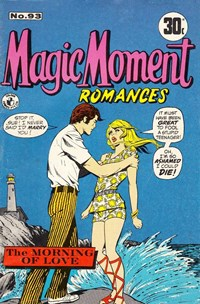 Magic Moment Romances (Colour Comics, 1958 series) #93