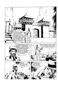 The Fastest Gun Western (Murray, 1977 series) #32 — Sam Goldman's Empire (page 8)