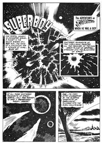 Superman Presents Superboy Comic (Murray, 1976 series) #112 — The World of the Super-Ape! (page 1)