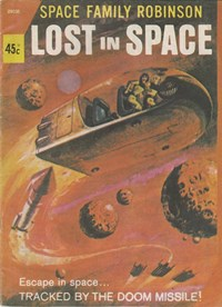 Space Family Robinson Lost in Space (Magman, 1979) #29038 — Tracked by the Doom Missile!