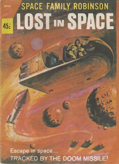 Space Family Robinson Lost in Space (Magman, 1979) #29038 ([1979])