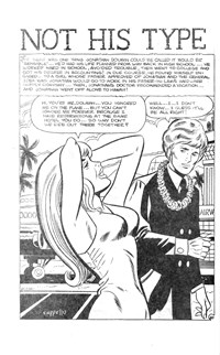 For Lovers Only (Murray, 1979 series) #7 — Not His Type (page 1)