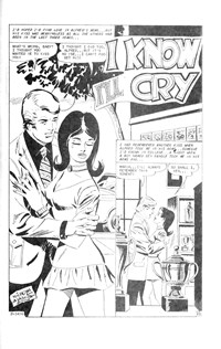 For Lovers Only (Murray, 1979 series) #7 — I Know I'll Cry (page 1)