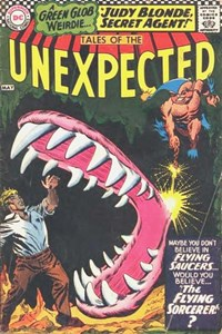 Tales of the Unexpected (DC, 1956 series) #100 — Untitled