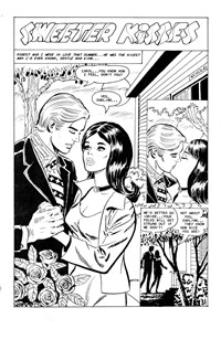 Young Love (KG Murray, 1975 series) #24 — Sweeter Kisses (page 1)