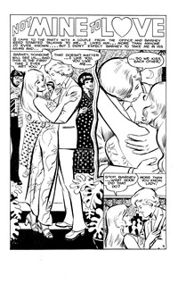 Young Love (Murray, 1977 series) #30 — Not Mine to Love (page 1)