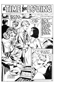 Young Love (Murray, 1977 series) #30 — A Time for Loving (page 1)