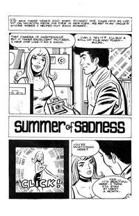 All Love Romantic Stories (Murray, 1978 series) #31 — Summer of Sadness (page 1)