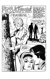 Man and Woman (Murray, 1978? series) #31 — Once I Loved (page 1)