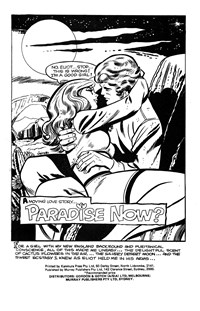 Man and Woman (Murray, 1978? series) #31 — Paradise Now? (page 1)
