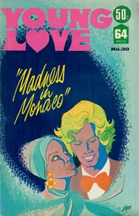 Young Love (Murray, 1977 series) #30 — Madness in Monaco