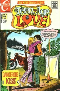 Teen-Age Love (Charlton, 1958 series) #79 (November 1971)