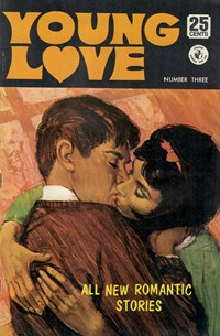 Young Love (Colour Comics, 1970 series) #3
