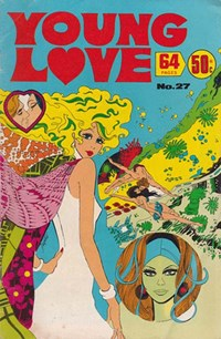 Young Love (KG Murray, 1975 series) #27 — Untitled (Cover)