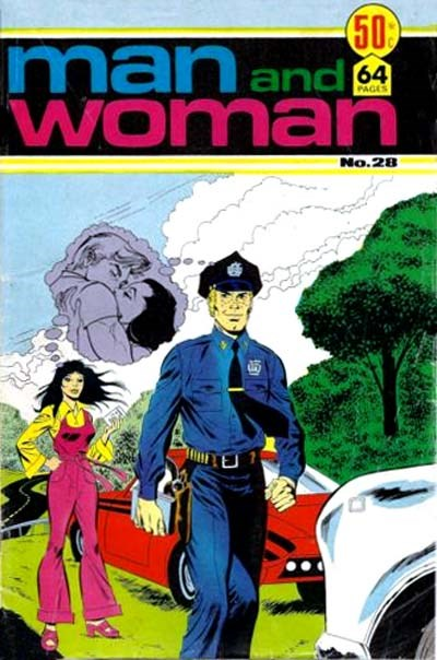 Man and Woman (KG Murray, 1974? series) #28 ([November 1976?])