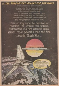 Star Wars Return of the Jedi (Federal, 1983?)  — Return of the Jedi (page 2)