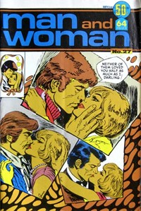 Man and Woman (KG Murray, 1974? series) #27 ([August 1976?])