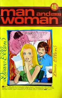 Man and Woman (KG Murray, 1974? series) #22 ([February 1975?])