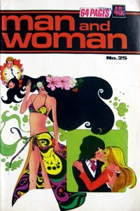 Man and Woman (KG Murray, 1974? series) #25 ([February 1976?])