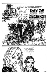 Magic Moment Romances (KG Murray, 1973 series) #115 — Day of Decision (page 1)