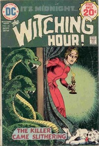 The Witching Hour (DC, 1969 series) #46 — The Killer Came Slithering