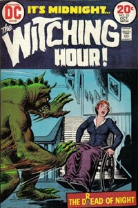 The Witching Hour (DC, 1969 series) #35 — The Dread Of Night