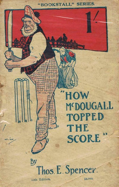 How McDougall Topped the Score (NSW Bookstall, 1920) #10th Edition (1920)