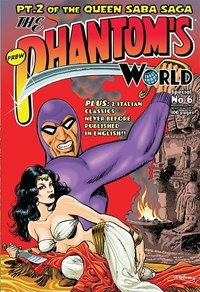 The Phantom's World Special (Frew, 2017 series) #6