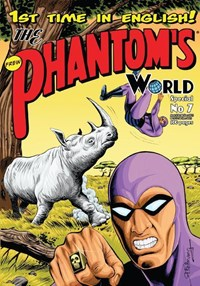 The Phantom's World Special (Frew, 2017 series) #7