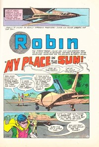 Batman and Robin (KG Murray, 1976 series) #2 — My Place in the Sun (page 1)