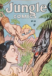 Jungle Comics (HJ Edwards, 1950? series) #44