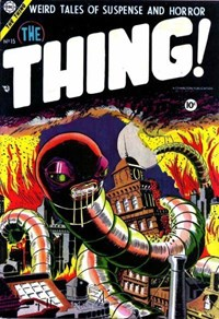 The Thing (Charlton, 1952 series) #15 (July-August 1954)